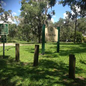 Photo of Epps Park in Old Seminole Heights, Tampa