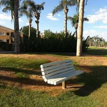 Photo of Bench in Superstition Springs, Mesa