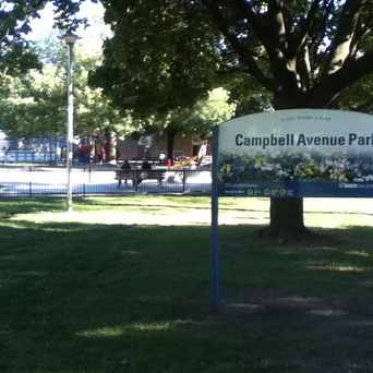 Photo of Campbell Avenue Park in Dovercourt-Wallace Emerson-Juncti, Toronto