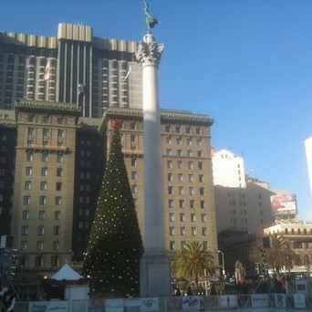 Photo of Union Square & Westfields Shopping via BART or MUNI in Downtown-Union Square, San Francisco
