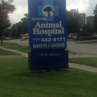 Photo of Michigan Avenue Animal Hospital in Ypsilanti