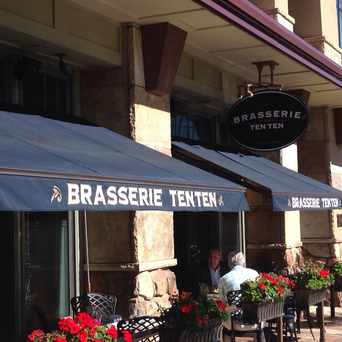 Photo of Brasserie Ten Ten in Boulder