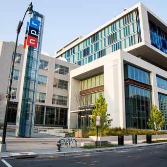 Photo of NPR in H Street-NoMa, Washington D.C.
