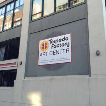 Photo of Torpedo Factory Art Center in Old Town, Alexandria
