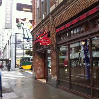 Photo of Dahlia Bakery in Belltown, Seattle