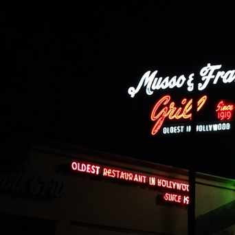 Photo of Musso & Frank Grill in Hollywood Hills West, Los Angeles