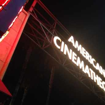 Photo of American Cinematheque in Central Hollywood, Los Angeles