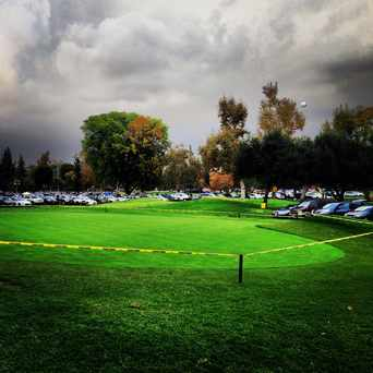 Photo of Rose Bowl in Pasadena