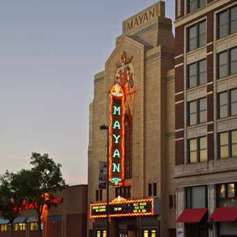 Photo of Mayan Theatre in Speer, Denver
