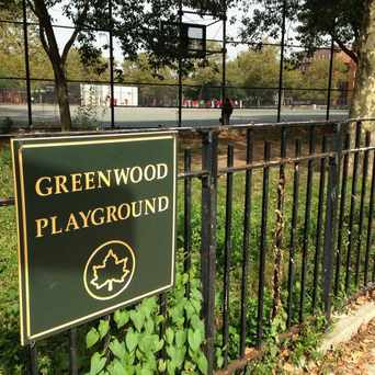 Photo of Greenwood playground in Windsor Terrace, New York