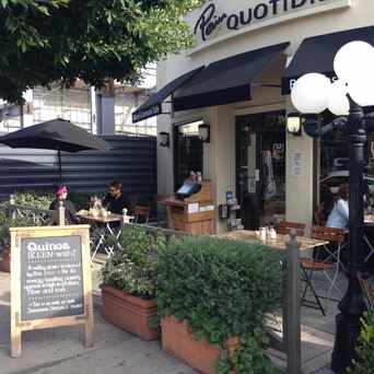 Photo of Le Pain Quotidien in Brentwood, Los Angeles