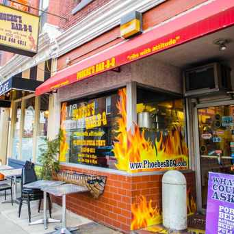 Photo of Phoebe's BBQ in Fitler Square, Philadelphia