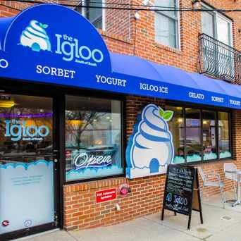 Photo of The Igloo in Fitler Square, Philadelphia