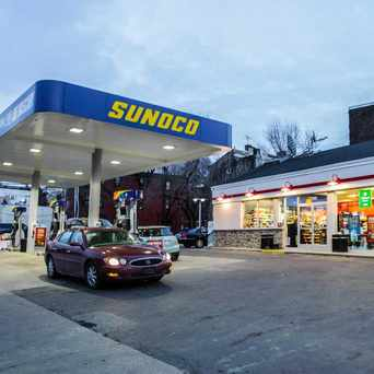 Photo of Sunoco in Fairmount - Art Museum, Philadelphia