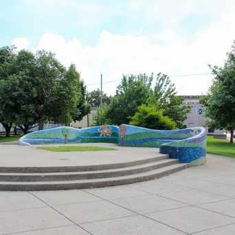 Photo of Memorial Park in Old Louisville, Louisville-Jefferson
