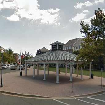 Photo of Main Street Park and Pavilion in Gaithersburg