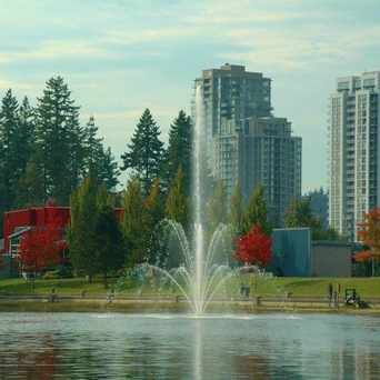 Photo of Lafarge Lake, Coquitlam in Coquitlam