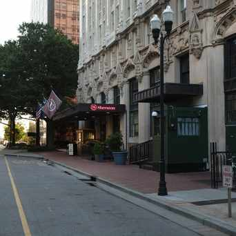 Photo of Sheraton Columbia Downtown Hotel in Columbia