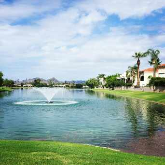Photo of Marguerite Lake in Scottsdale