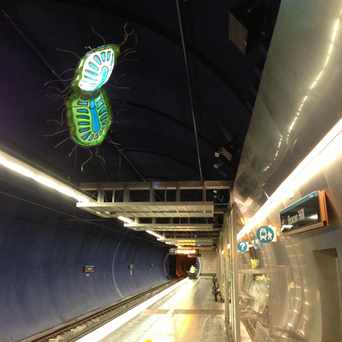 Photo of Beacon Hill Light Rail Station in North Beacon Hill, Seattle