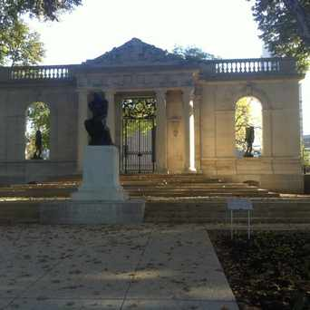 Photo of Rodin Museum in Fairmount - Art Museum, Philadelphia