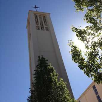 Photo of All Hallows Catholic Church in Tahoe Park, Sacramento