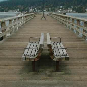 Photo of The Pier At Rocky Point Park in Port Moody