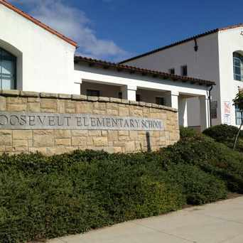 Photo of Roosevelt Elementary School in Santa Barbara