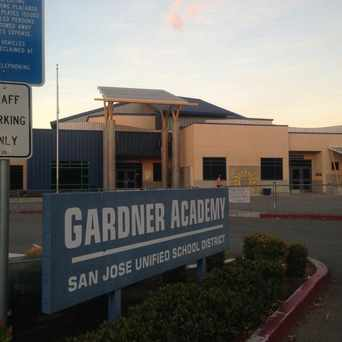 Photo of Gardner Elementary School in Gardner, San Jose