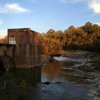 Photo of Duck River Spillway in Columbia