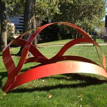 Photo of Metal Sculpture in Downtown, Oakland