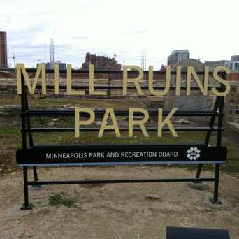 Photo of Mill Ruins Park in Downtown East, Minneapolis