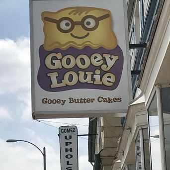 Photo of Gooey Louie in Lindenwood Park, St. Louis