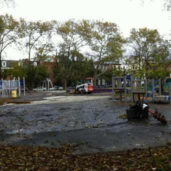 Photo of Seger Playground in Washington Square West, Philadelphia