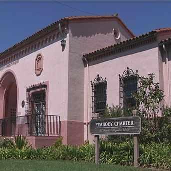 Photo of Peabody Elementary School in Santa Barbara