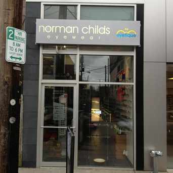 Photo of Norman Child's Eyewear in Shadyside, Pittsburgh