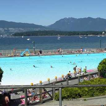 Photo of Kits Beach Pool in Vancouver