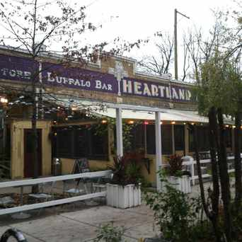 Photo of Heartland Cafe in Rogers Park, Chicago