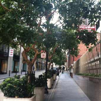 Photo of Commerce Street SF in Chinatown, San Francisco