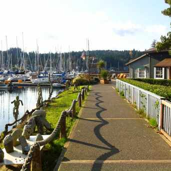 Photo of Winslow Wharf Marina in Bainbridge Island