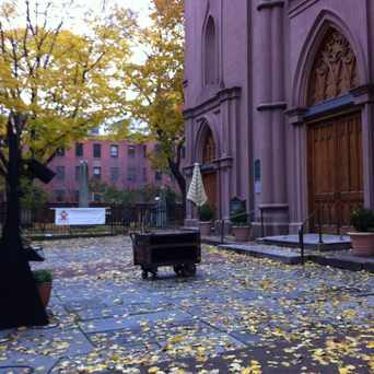 Photo of The Basilica Of Saint Patrick's Old Cathedral in NoLita, New York