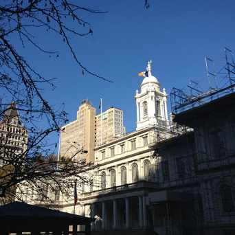 Photo of City Hall Park in Civic Center, New York