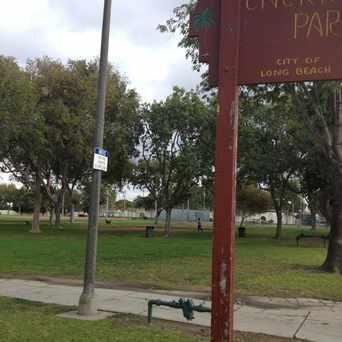 Photo of Cherry Avenue Park in Bixby Knolls, Long Beach