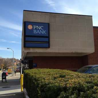 Photo of PNC Bank in North Oakland, Pittsburgh