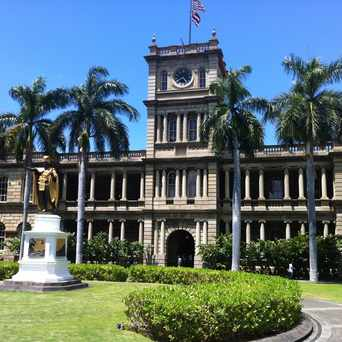 Photo of Supreme Court Law Library in Downtown, Honolulu