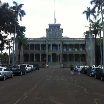 Photo of Iolani Palace in Downtown, Honolulu