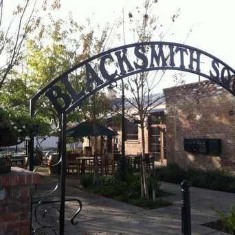 Photo of Blacksmith Square in Livermore