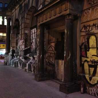 Photo of Graffitti On Bowery in NoLita, New York