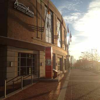 Photo of Agganis Arena at Boston University in Brookline