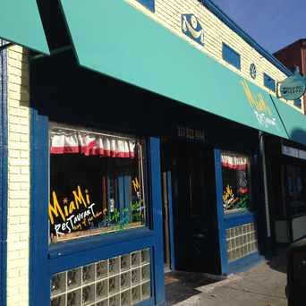 Photo of Miami Restaurant in Hyde Square, Boston